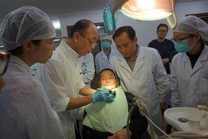 阿部吸着義歯、中国に本格的に上陸!